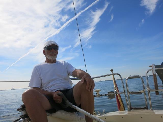 UST-2015_2.6 Skipper auf dem Ijsselmeer