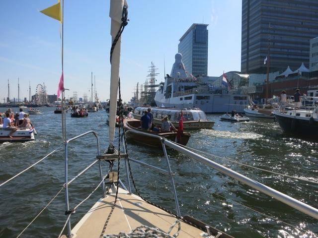 UST-2015_5.7 Abschlußrunde, Amstelsail